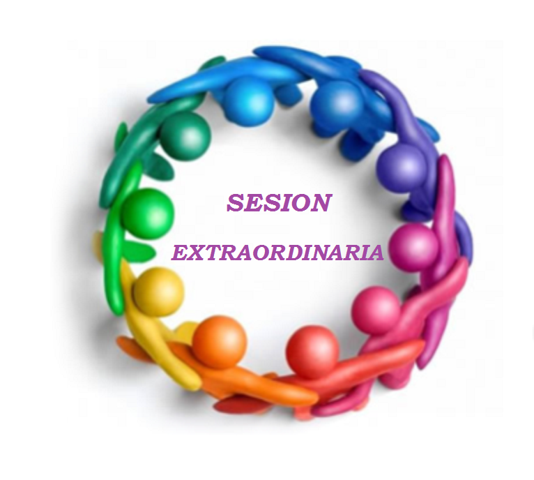 SESIÓN EXTRAORDINARIA 19 JUNIO