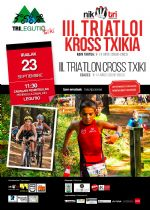 III TRIATLON-CROSS TXIKI LEGUTIO